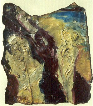 By the Sea 2001 In Private Collection