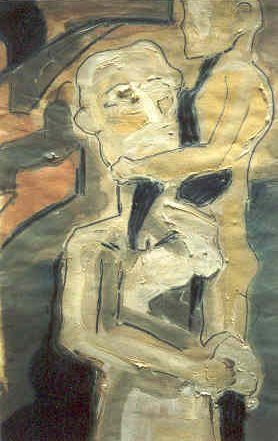 Study One for a Satyr 2000 For Sale Please visit my studio to view