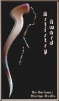 Artistry Web Award 2003
